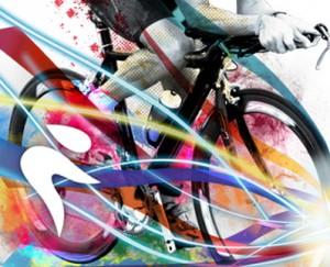 logotipo tienda ciclismo