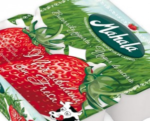 Diseño packaging yogurt