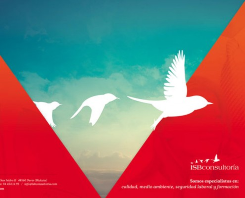 Diseño folleto asesoría