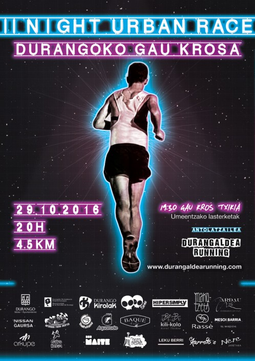 NIGHT URBAN RACE de Durango