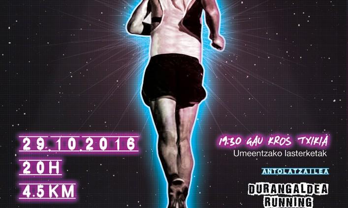 NIGHT URBAN RACE de Durango